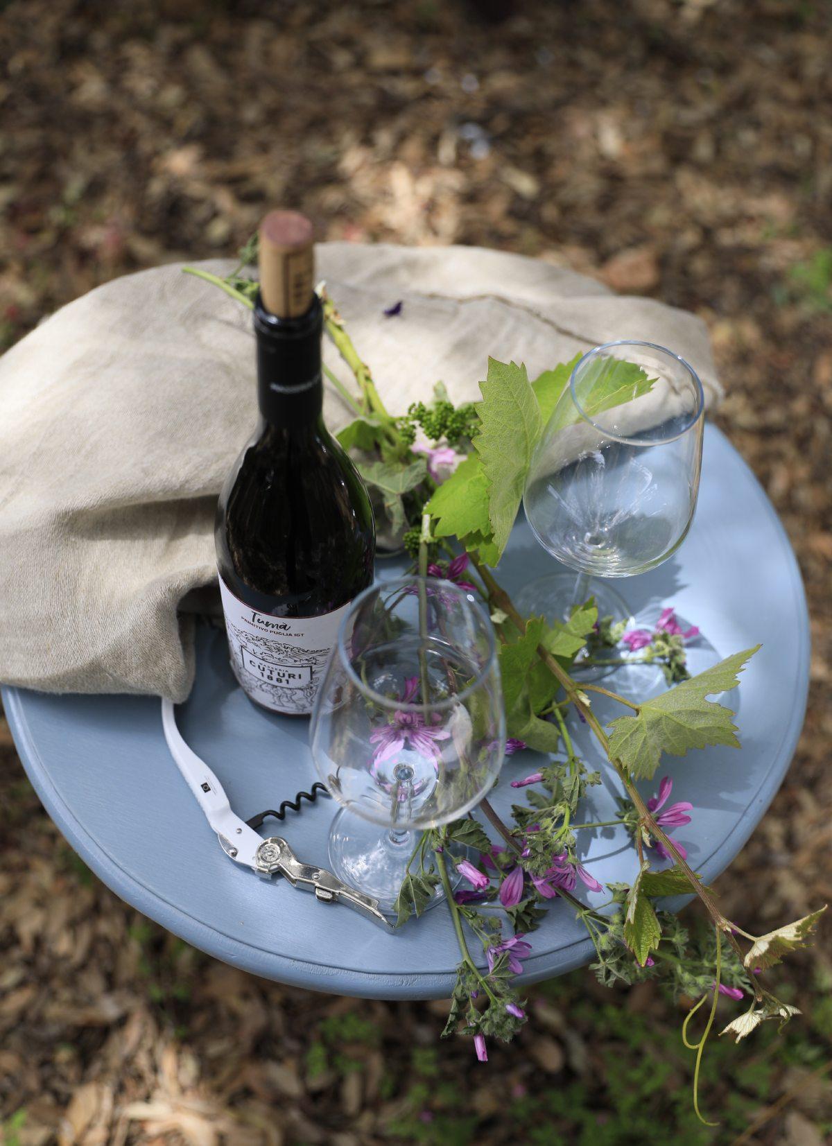 masseria cuturi degustazione vino