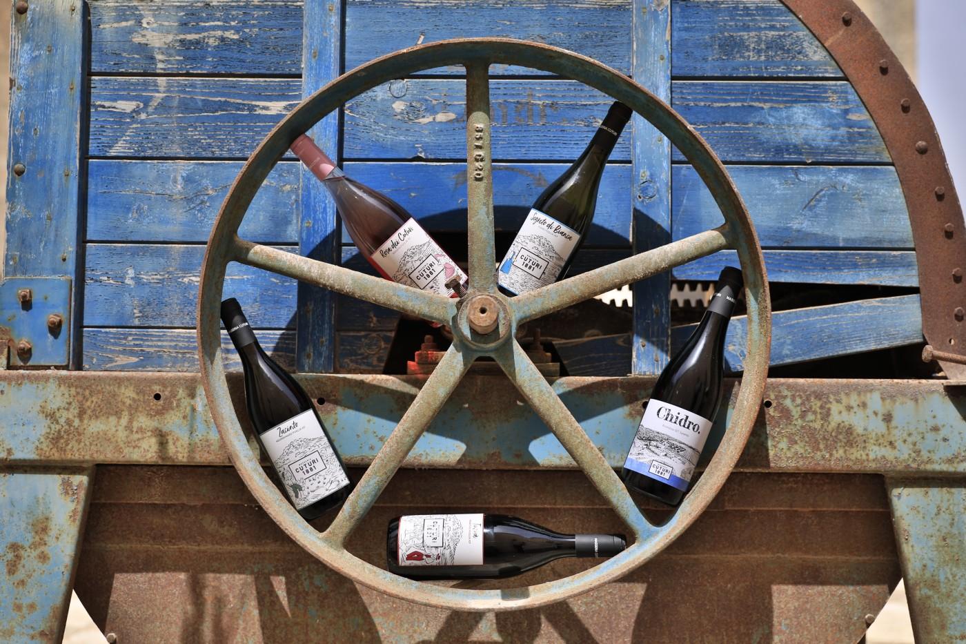 masseria cuturi vini primitivo di manduria